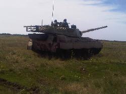 Faldones laterales de tanques de Guerra Productos de goma
