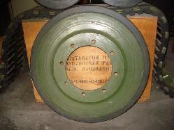 Ruedas para tanques de Guerra Productos de goma