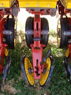 Ruedas macizas para sembradoras Productos de goma