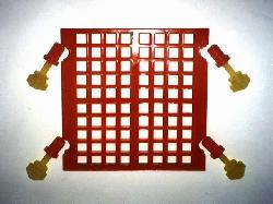 Revestimientos en goma o poliuretano antiabrasivos  para industria siderurgica Productos de goma